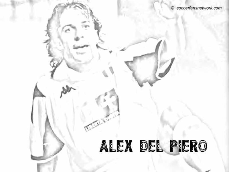 del piero wallpapers. Alessandro Del Piero